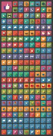 foto of modifier  - Full set of Icons for developpers - JPG