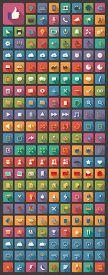 image of logo  - Full set of Icons for developpers - JPG
