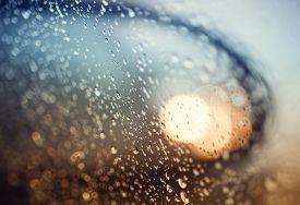 picture of rainy weather  - Rainy days - JPG