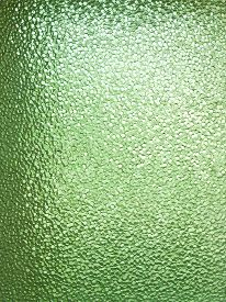 pic of bubble sheet  - Textured sheet of green glass with small drops seamless pattern - JPG