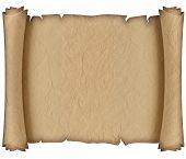 old paper manuscript