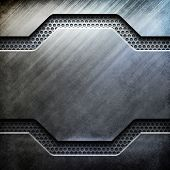 metal background template (big pack)