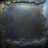 crack metal background template (big pack)