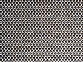 metal grid background (old metal)