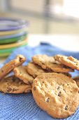 Cookies And Plates