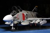 stock photo of f4  - Mc Donell F4 Phantom  - JPG