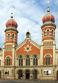 Great Synagogue in Pilsen - Czech Republic - Europe