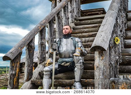 Knight In The Armor On