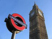 Big Ben And The London Underground