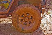 Off Road Tyre Dirt