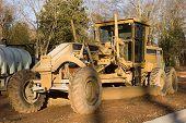 Road Grading Equipment