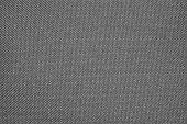 Dark Gray Texture Of Binding Fabric.the Fabric Background Is Dark Grey. poster