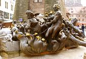 Ehe Karussell Brunnen (Ehekarusell) - Nürnberg, Germ