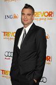 LOS ANGELES - DEC 4:  Mark Salling arrives at