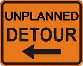 Unplanned Detour