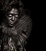 image of azazel  - Glare look of harpy  - JPG