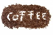 Coffee mosaic