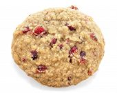 stock photo of chocolate-chip  - cookies with cranberry - JPG