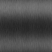High-Contrast aluminio cepillado