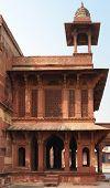 foto of khas  - Architectural detail around Fatehpur Sikri a city in Uttar Pradesh India - JPG
