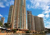 Apartment Buildings, Brisbane, Queensland