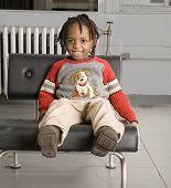 Cute Kid Smiling poster