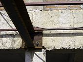 Steel Joint Of House