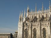 picture of domme  - Milan Cathedral (Duomo di Milano), in Italy