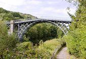 Iron Bridge over the River Severn