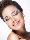 Fashion Model Cheerful Girl - Pleasure And Joy