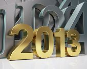golden year 2013