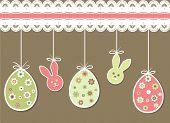 Easter postcard
