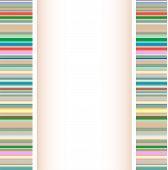 Hitech Abstract zakelijke achtergrond met abstracte gloeiende motief