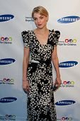 NEW YORK-MAY 29: Model Jessica Stam attends the Samsung Hope for Children gala at Cipriani Wall Street on June 11, 2013 in New York City.