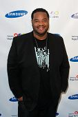 NEW YORK-MAY 29: Actor Grizz Chapman attends the Samsung Hope for Children gala at Cipriani Wall Str