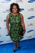 NEW YORK-MAY 29: TV host Sherri Shepherd attends the Samsung Hope for Children gala at Cipriani Wall