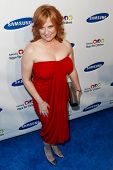 NEW YORK-MAY 29: TV personality Caroline Manzo attends the Samsung Hope for Children gala at Ciprian