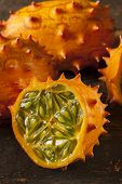 Bio Orange Kiwano-Melone