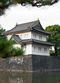Tokyo Imperial Palace Tatsumi Yagura