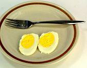 Hardboiled egg