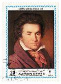 Portrait Of Beethoven In 1815