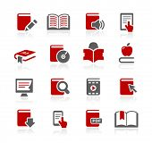 Book Icons // Redico Series