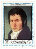Portrait Of Beethoven In 1804