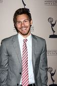 LOS ANGELES - JUN 13:  Scott Clifton arrives at the Daytime Emmy Nominees Reception presented by ATA