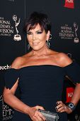LOS ANGELES - JUN 16:  Kris Jenner arrives at the 40th Daytime Emmy Awards at the Skirball Cultural
