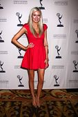 LOS ANGELES - JUN 13:  Melissa Ordway arrives at the Daytime Emmy Nominees Reception presented by ATAS at the Montage Beverly Hills on June 13, 2013 in Beverly Hills, CA