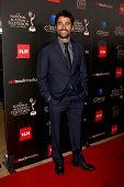 LOS ANGELES - JUN 16:  Ignacio Serricchio arrives at the 40th Daytime Emmy Awards at the Skirball Cu