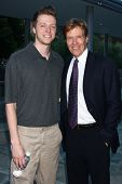 LOS ANGELES - JUN 15:  Harrison Wagner, Jack Wagner attends The Leukemia & Lymphoma Society 2013 Man