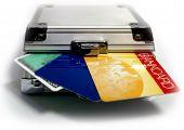 Money Box Credit Cards