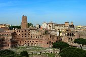 The Roman Forum (Foro Romano), Rome